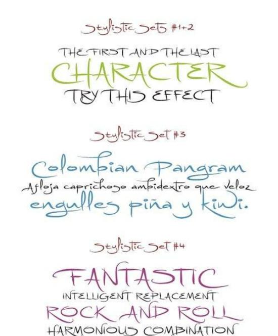 Espectro Font - Befonts com