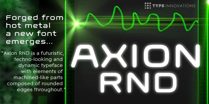 Axion RND