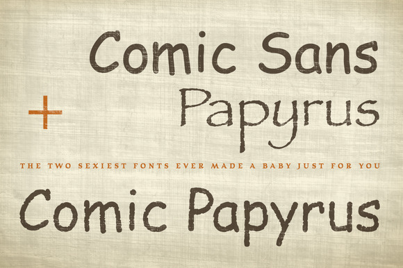 Comic Papyrus Font - FINALLY! - Befonts com