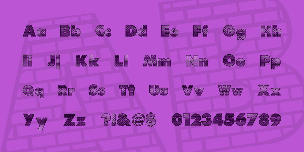 bricks-font-2-big