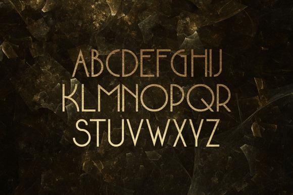 Metropolis Typeface Befonts Com