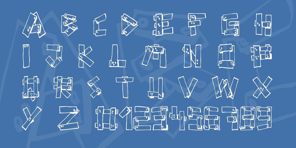 planks-font-2-big