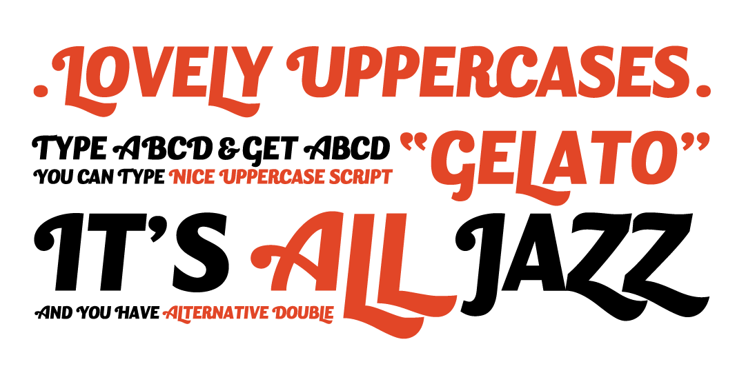 uppercases
