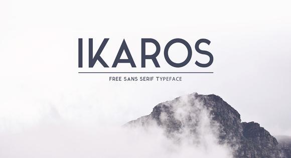 Ikaros Font Download