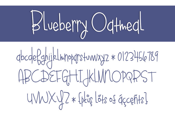 blueberry-oatmeal-letters-f