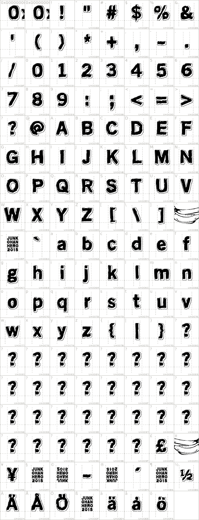 mongo-bondo.regular.character-map-1