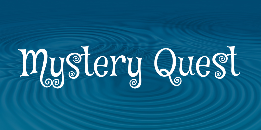 Mystery Quest Font - Befonts.com