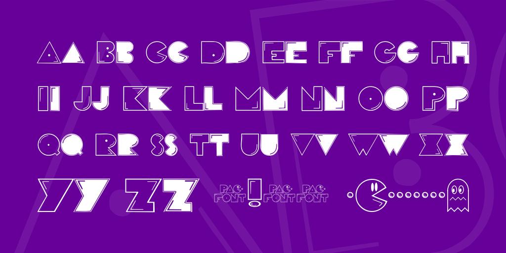 pacfont-font-2-big