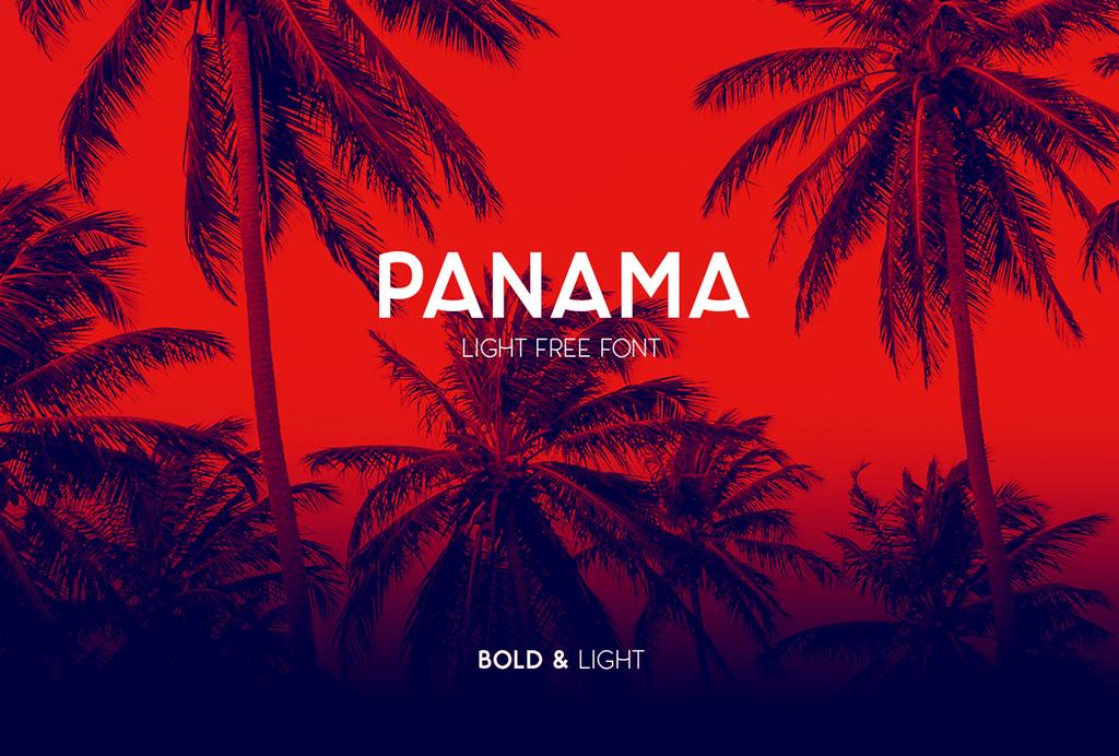 Panama Font Download