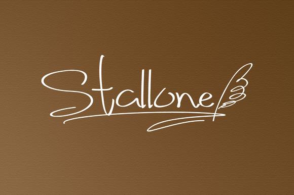 Fancy signature font style befonts.com