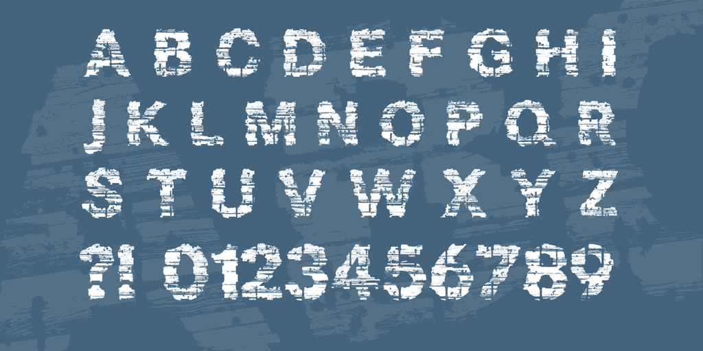 bark-font-2-big