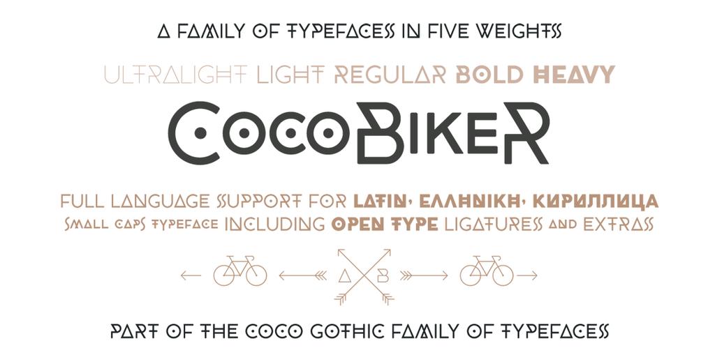 cocobiker-font-4-big