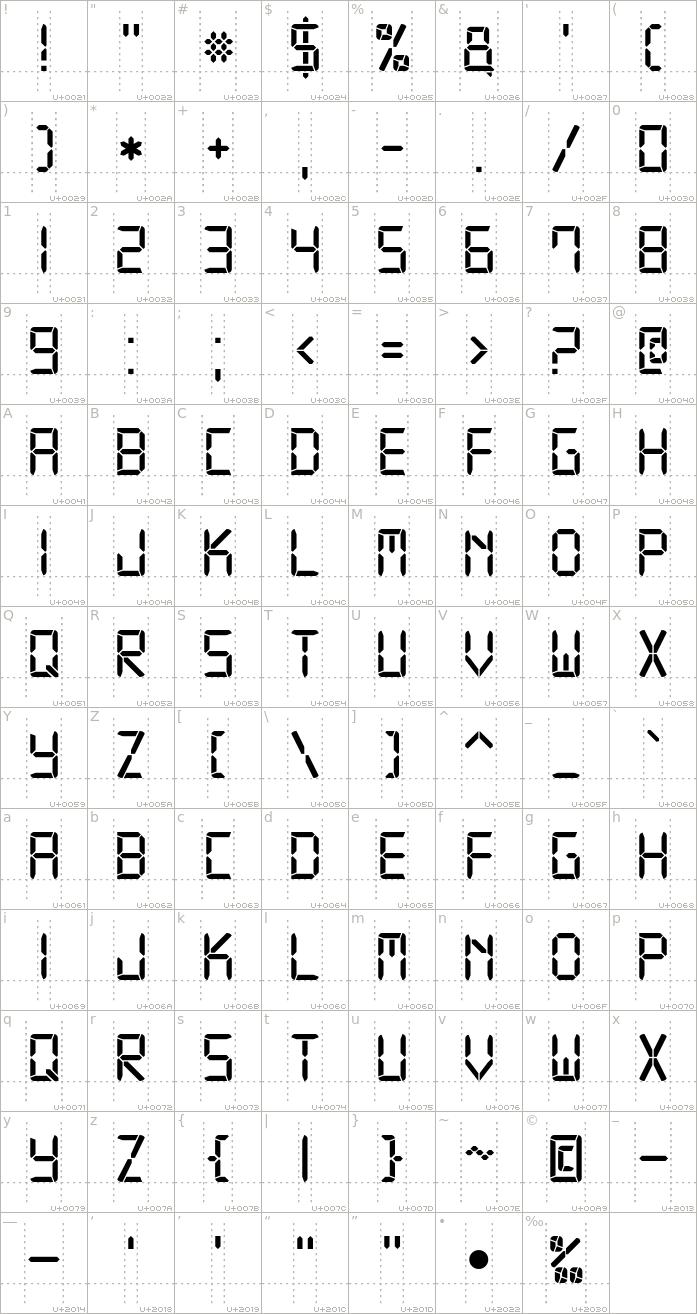 digital-7.regular.character-map-1