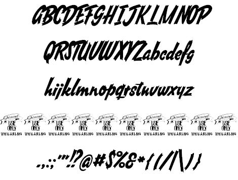 Download South African font - Befonts.com