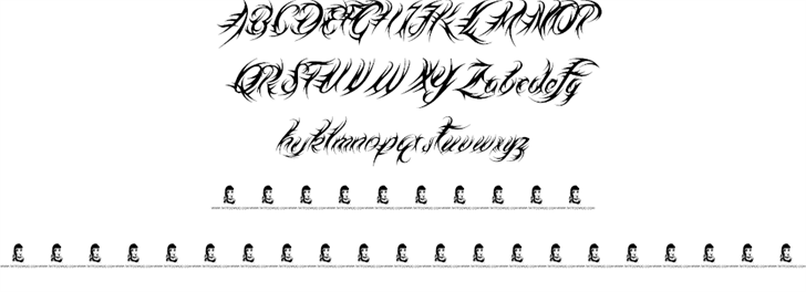 Medieval Queen font - Befonts com