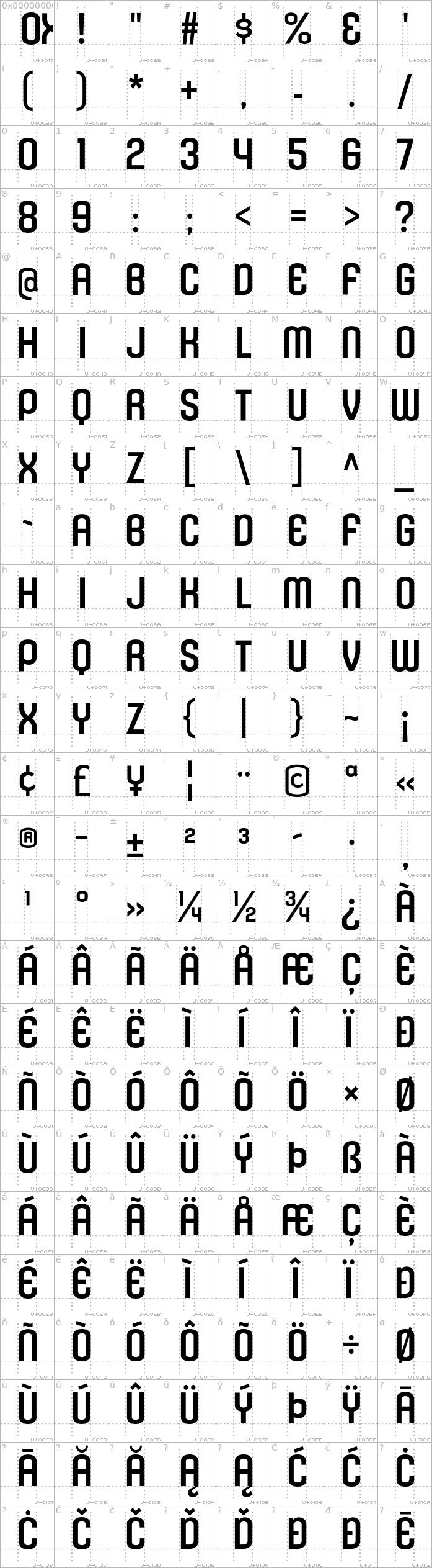 kleptocracy-titling.regular.character-map-1