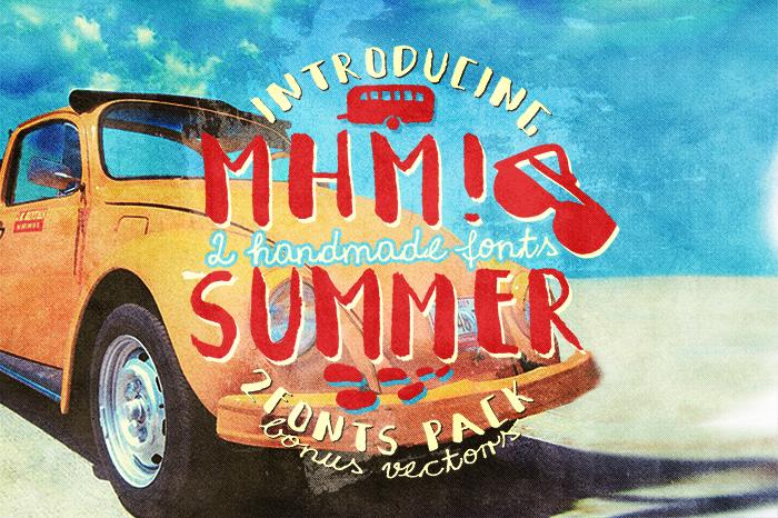 Summeron font - Befonts com