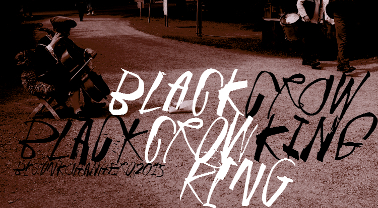 Black crow king font family befonts