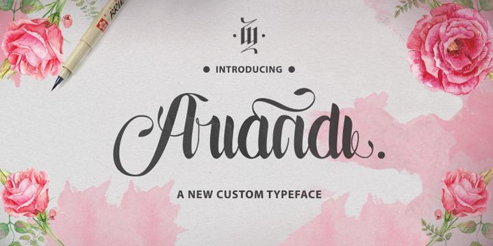 Ariandi Font Download