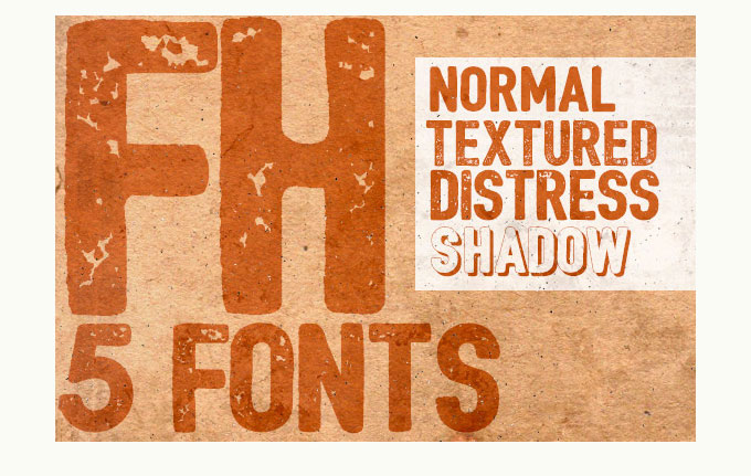 9.Free-Font-Of-The-Day-Bushcraft