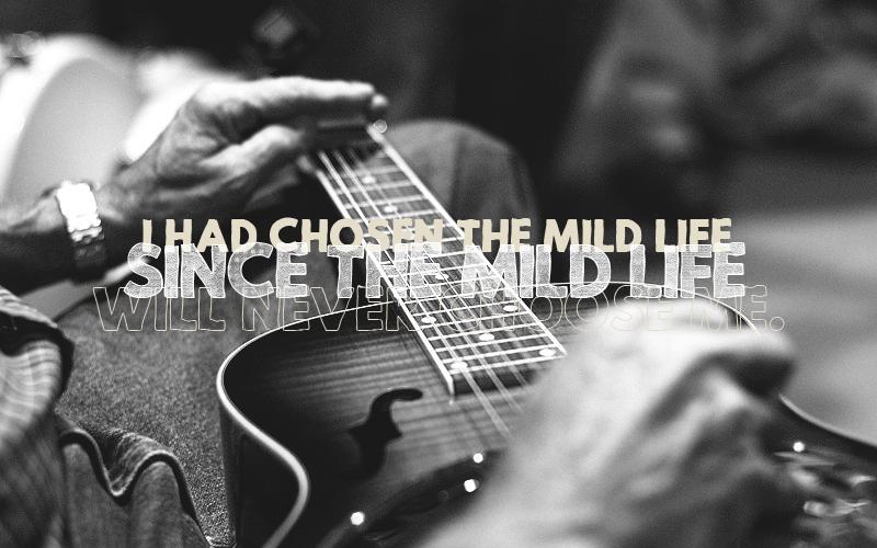 Mild Life Typeface Cover 2