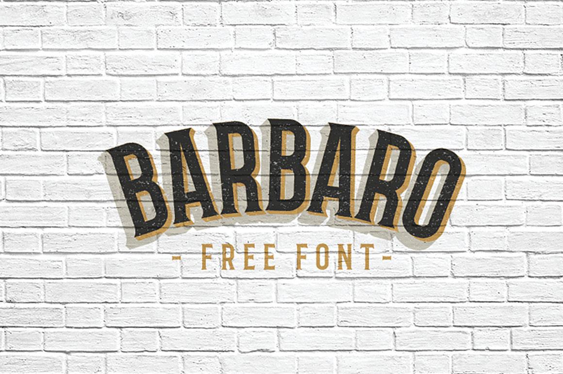 tipografia vintage gratis para mac