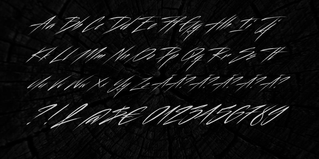 beastform-font-9-big