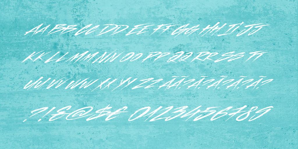indelible-font-9-big