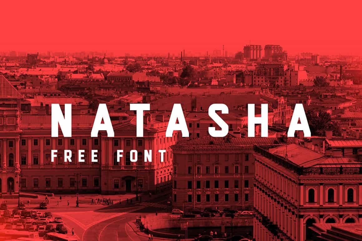 natasha font