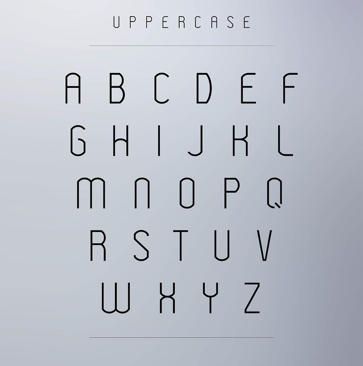Modeka Font - Befonts.com