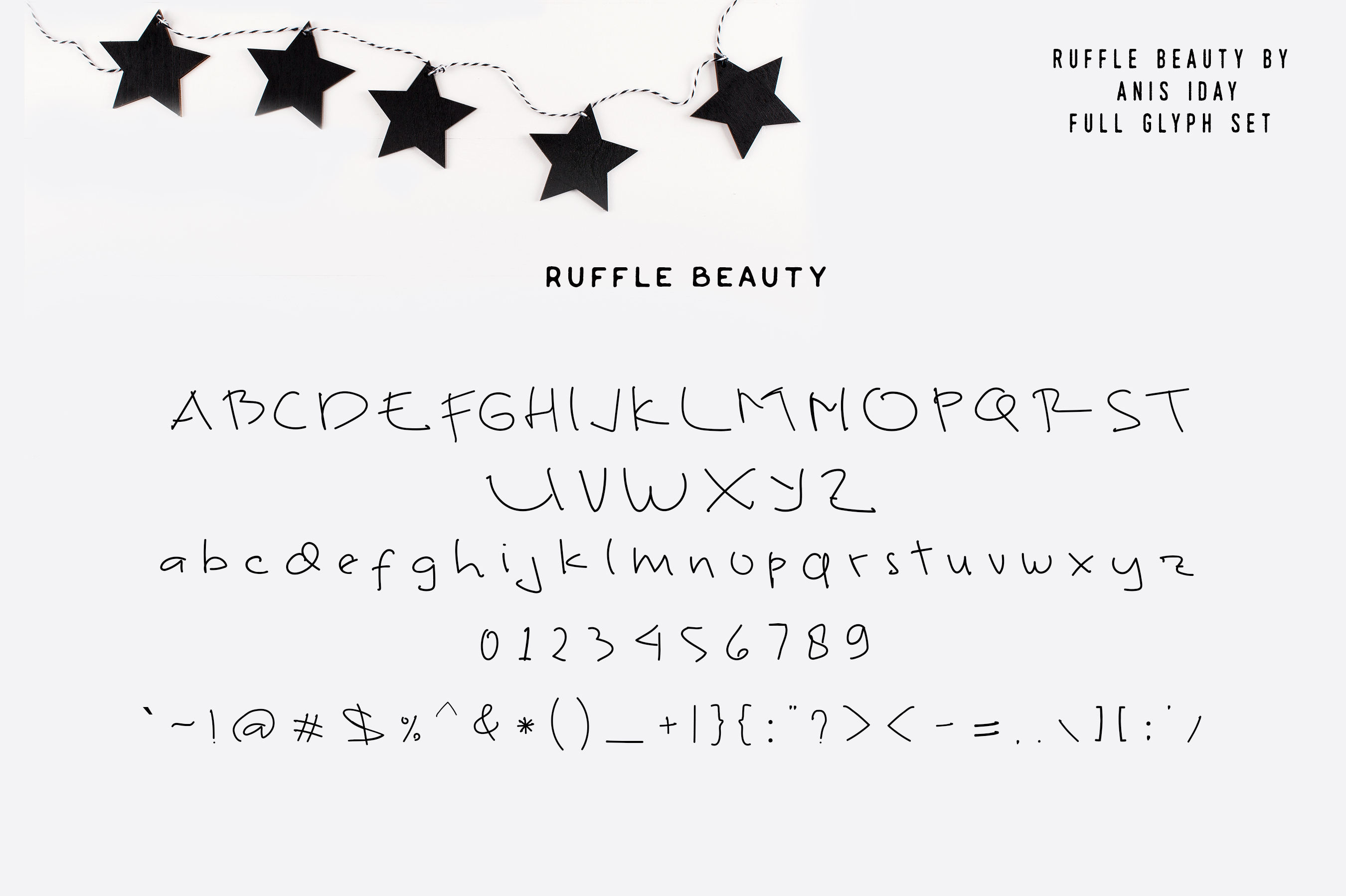 Ruffle Beauty 3