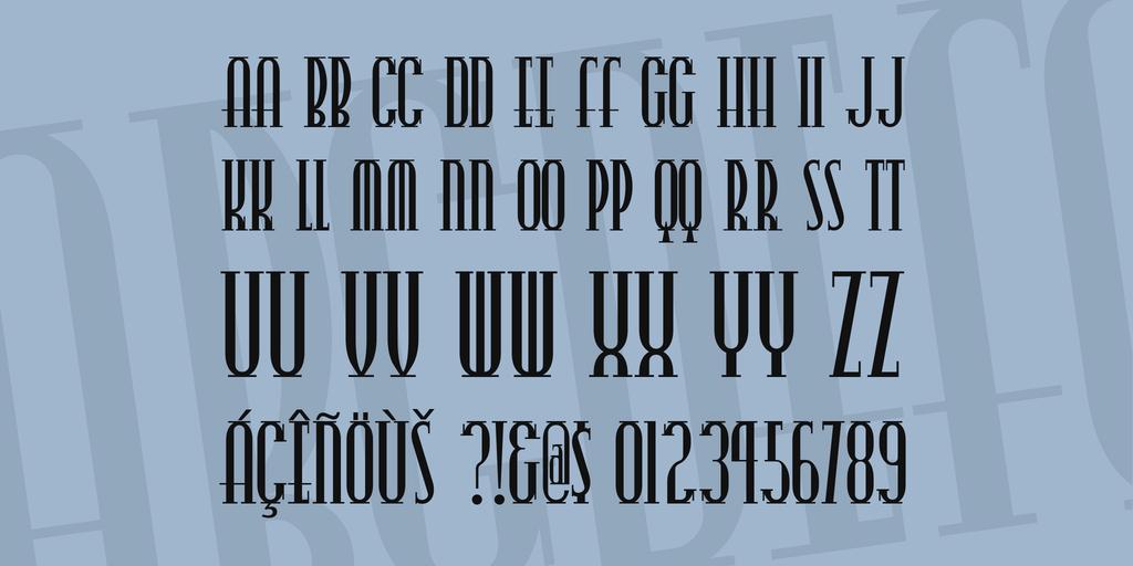 cityslicker-font-4-big