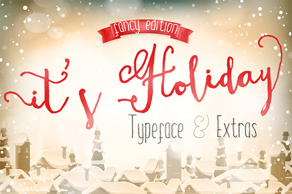 itsholiday-font-f
