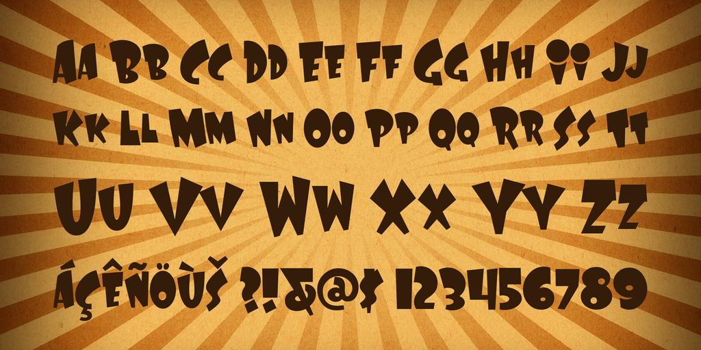 laffriotnf-font-3-big