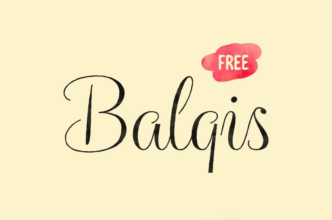 Balqis Font Download