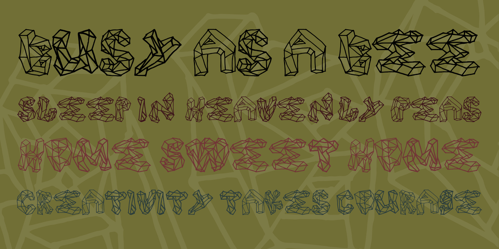polygons-font-2-big