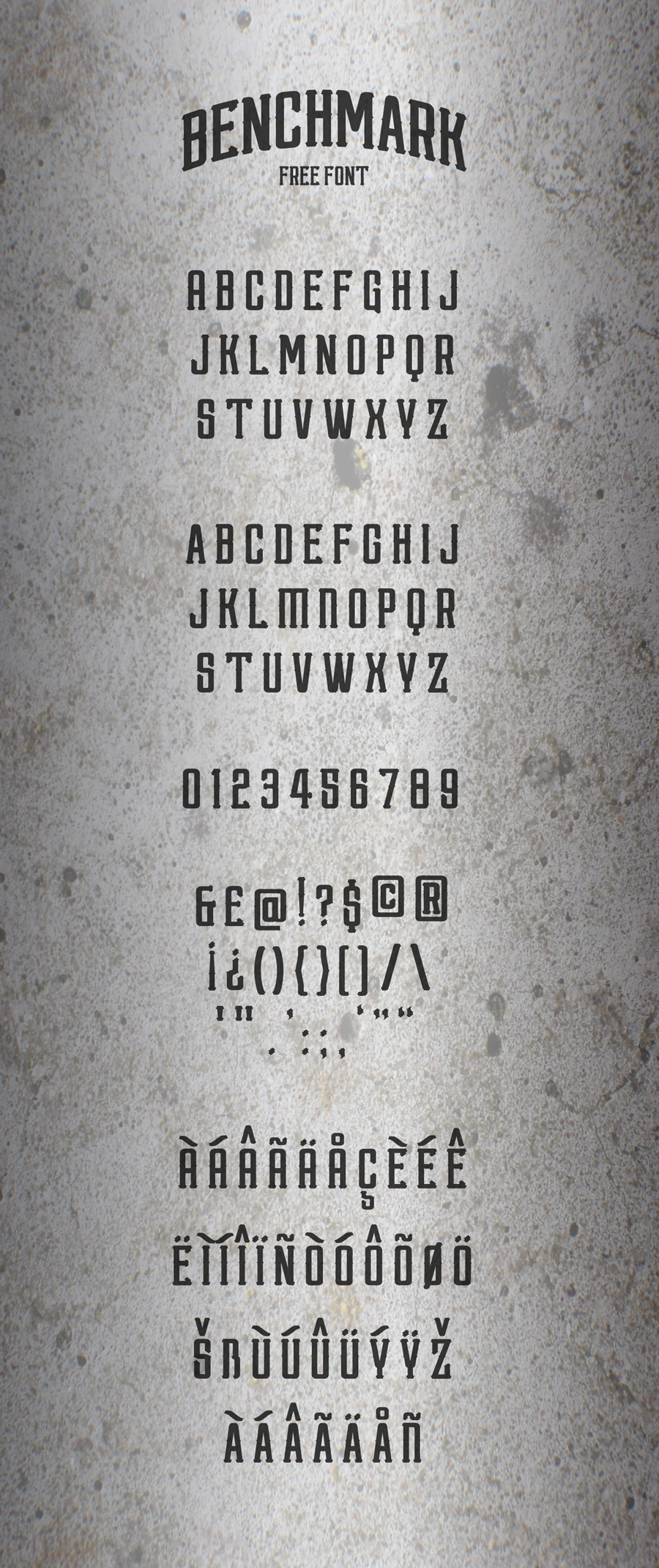 02_Benchmark-Free-Font