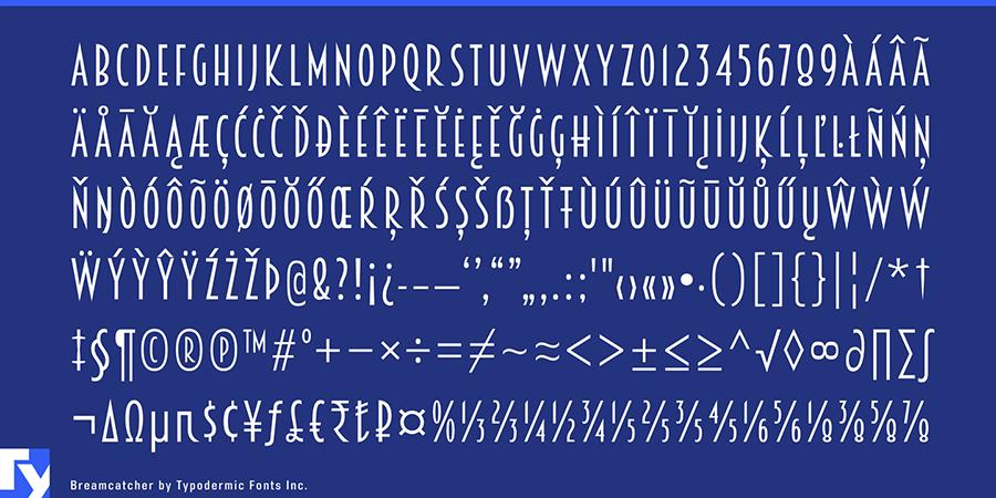 02_breamcatcher-free-font
