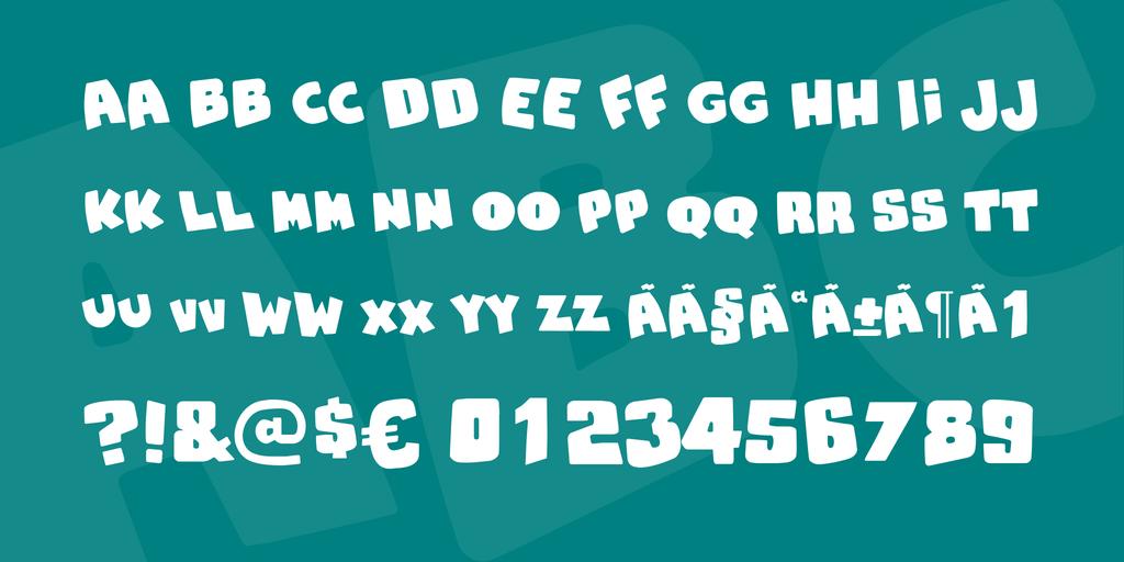 snaps-taste-font-3-big