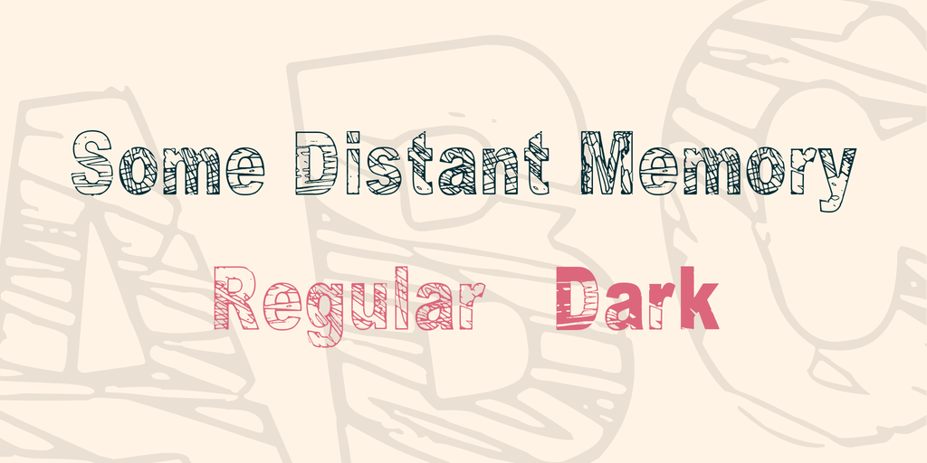 some-distant-memory-font-11-big