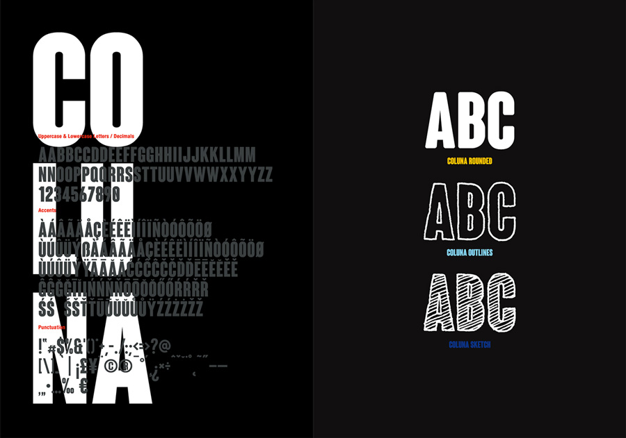 02_coluna-family-free-font