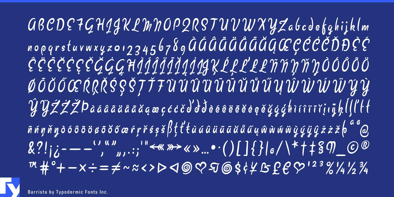 04_barrista-free-font