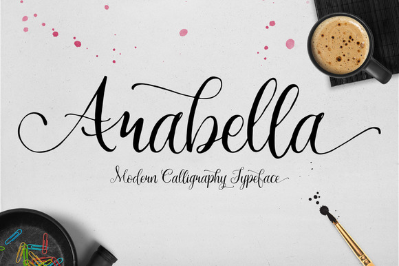 Arabella font befonts
