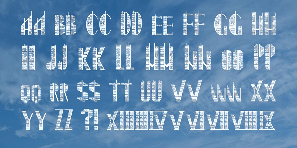 skyscraper-font-4-big