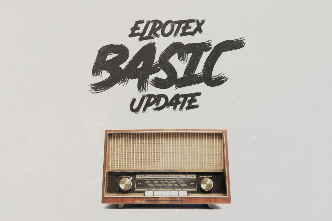 elrotex-brush-font-9-o