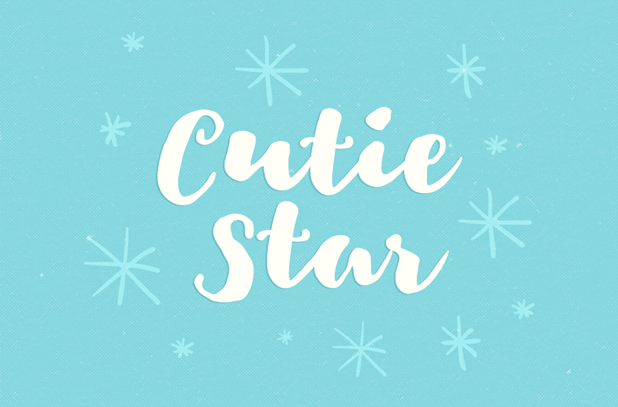 how to get star font