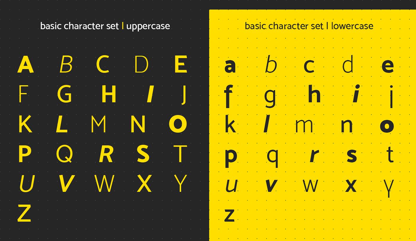 Mosk Typeface 5