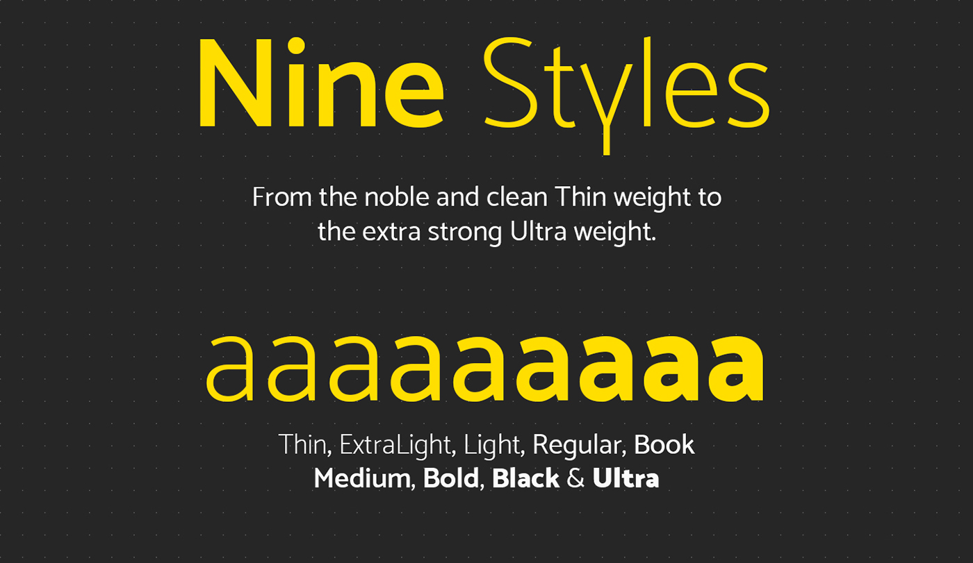 Mosk Typeface 7