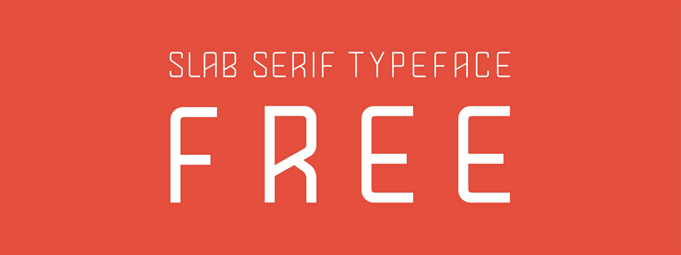 Blern Free Typeface 1