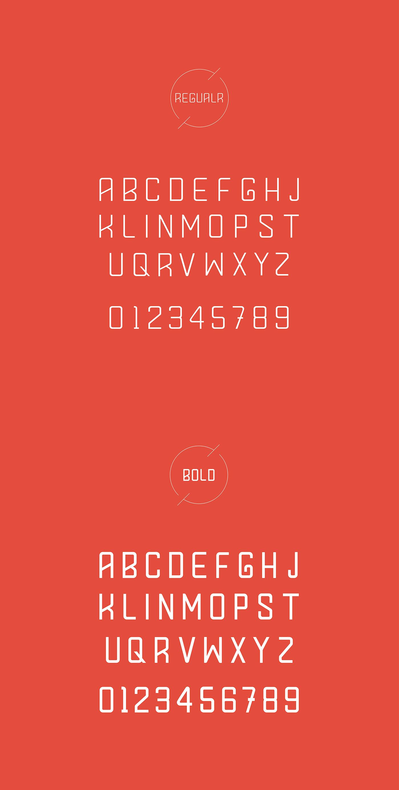 Blern Free Typeface 2
